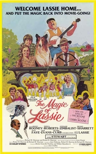 A Magia de Lassie - Poster / Capa / Cartaz - Oficial 3