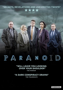 Paranoid - Poster / Capa / Cartaz - Oficial 1