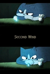 Second Wind - Poster / Capa / Cartaz - Oficial 1
