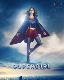 Supergirl (2ª Temporada) - Poster / Capa / Cartaz - Oficial 10