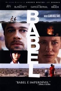 Babel - Poster / Capa / Cartaz - Oficial 12