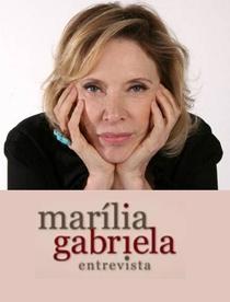 Marília Gabriela Entrevista - Poster / Capa / Cartaz - Oficial 2