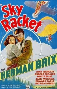 Sky Racket - Poster / Capa / Cartaz - Oficial 1