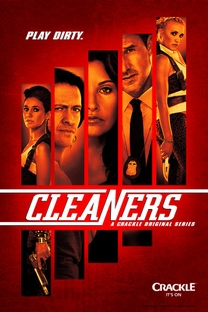 Cleaners - Poster / Capa / Cartaz - Oficial 1