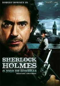 Sherlock Holmes: O Jogo de Sombras - Poster / Capa / Cartaz - Oficial 16