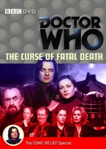 Doctor Who - The Curse of Fatal Death - Poster / Capa / Cartaz - Oficial 1