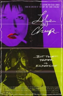 Life Is Cheap... But Toilet Paper Is Expensive - Poster / Capa / Cartaz - Oficial 1