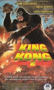 King Kong 2 - A História Continua - Poster / Capa / Cartaz - Oficial 3