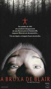 A Bruxa de Blair - Poster / Capa / Cartaz - Oficial 2