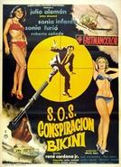 Agente 00 100 Contra Operação terrorista (SOS Conspiracion Bikini)