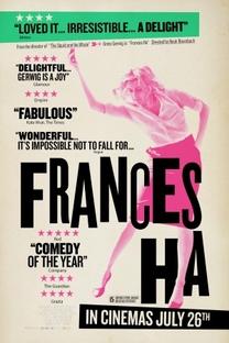 Frances Ha - Poster / Capa / Cartaz - Oficial 5