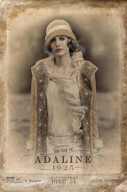 A Incrível História de Adaline - Poster / Capa / Cartaz - Oficial 10