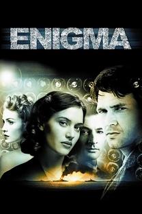 Enigma - Poster / Capa / Cartaz - Oficial 7