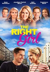 The Right Girl - Poster / Capa / Cartaz - Oficial 1