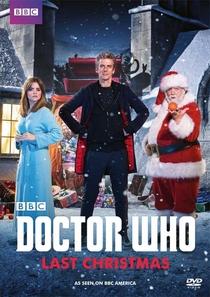 Doctor Who - Last Christmas - Poster / Capa / Cartaz - Oficial 1