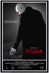 Vulgar - Poster / Capa / Cartaz - Oficial 1