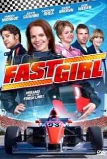Fast Girl - Poster / Capa / Cartaz - Oficial 1