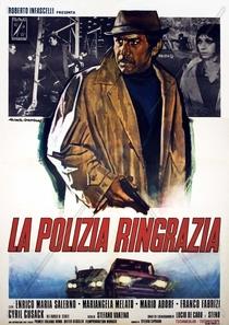 A Polícia Agradece - Poster / Capa / Cartaz - Oficial 2