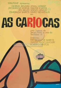 As Cariocas - Poster / Capa / Cartaz - Oficial 1