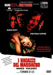 I ragazzi del massacro - Poster / Capa / Cartaz - Oficial 1