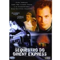 Sequestro do Oriente Express - Poster / Capa / Cartaz - Oficial 1