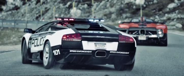 Vídeo comemora os 20 anos de Need for Speed