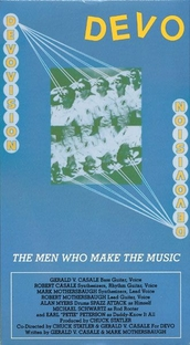 Devo: The Men Who Make the Music - Poster / Capa / Cartaz - Oficial 1