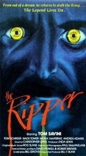 The Ripper - Poster / Capa / Cartaz - Oficial 1