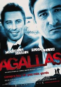 Agallas - Poster / Capa / Cartaz - Oficial 1