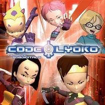 Code Lyoko - Poster / Capa / Cartaz - Oficial 1