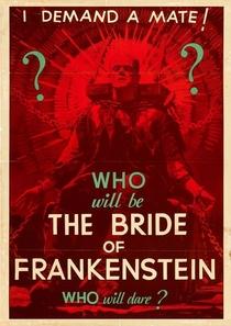 A Noiva de Frankenstein - Poster / Capa / Cartaz - Oficial 9