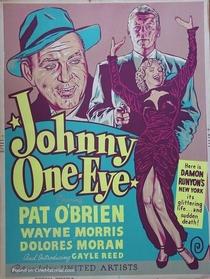 Johnny One-Eye - Poster / Capa / Cartaz - Oficial 4
