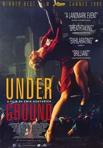 Underground - Mentiras de Guerra - Poster / Capa / Cartaz - Oficial 3