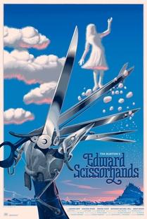 Edward Mãos de Tesoura - Poster / Capa / Cartaz - Oficial 13