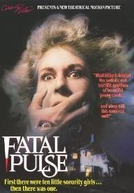 Fatal Pulse - Poster / Capa / Cartaz - Oficial 1