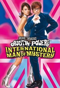 Austin Powers - 000 Um Agente Nada Discreto - Poster / Capa / Cartaz - Oficial 3