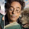 Dolittle ganha novos cartazes que destacam elenco de vozes originais do longa