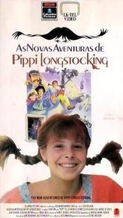 As Novas Aventuras de Pippi Meia-Longa - Poster / Capa / Cartaz - Oficial 2