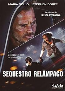 Sequestro Relâmpago - Poster / Capa / Cartaz - Oficial 1