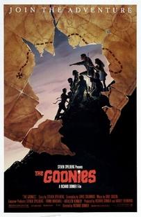 Os Goonies - Poster / Capa / Cartaz - Oficial 2
