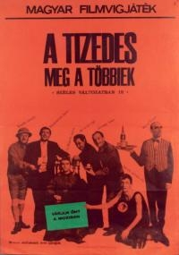 A tizedes meg a többiek       (The Corporal and Others) - Poster / Capa / Cartaz - Oficial 2