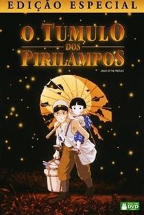 Túmulo dos Vagalumes - Poster / Capa / Cartaz - Oficial 32