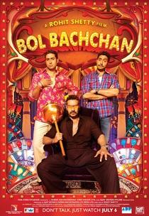 Bol Bachchan - Poster / Capa / Cartaz - Oficial 3