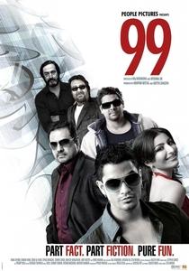 99 - Poster / Capa / Cartaz - Oficial 1