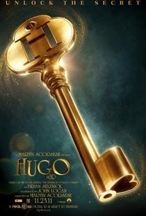 A Invenção de Hugo Cabret - Poster / Capa / Cartaz - Oficial 4