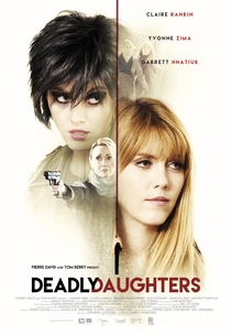 Deadly Daughters - Poster / Capa / Cartaz - Oficial 1