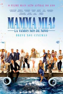 Mamma Mia! Lá Vamos Nós de Novo - Poster / Capa / Cartaz - Oficial 2