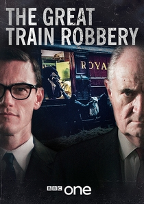 The Great Train Robbery - Poster / Capa / Cartaz - Oficial 1