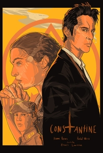Constantine - Poster / Capa / Cartaz - Oficial 10