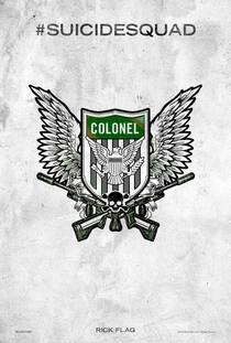 Esquadrão Suicida - Poster / Capa / Cartaz - Oficial 34